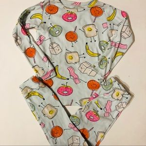 Babygap 5 breakfast pajama set
